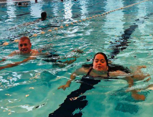Het zwemmen is weer begonnen!