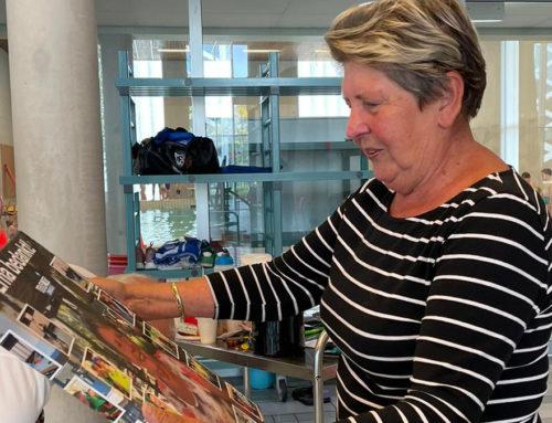 VG Sport zet Erna Terwisga in het zonnetje